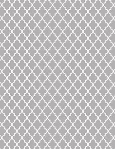GREY_JPEG_MOROCCAN_tile_standard_350dpi_melstampz by melstampz, via Flickr