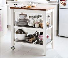 M s de 1000 ideas sobre carritos de cocina en pinterest - Camareras de cocina ...