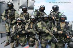 Fuerzas Especiales del mundo - Friki.net