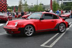 1987 Porsche 911 Turbo (930)