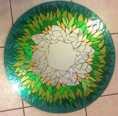 RÉDUIT la vente verre mosaïque miroir par SpoiledRockinMosaics