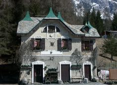 Northern Italy. I just know a witch lives here.