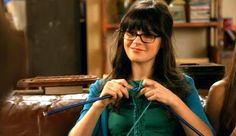 Loved Zooey Deschanel's green tea dress and teal cardi on Friday's New Girl. The dress (by Shoshanna) is sold out - but I found alternatives.... Read the post: http://www.fashiondetective.co.uk/2012/03/zooey-deschanel-emerald-green-tea-dress.html
