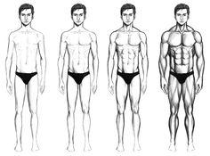 e21e764b5b 11 Best Men s Body Types images