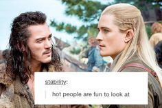 Hobbit and Tumblr text posts