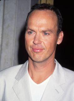 "Michael Keaton(Coraopolis, Pennsylvania) Height: 5' 9"" (1.75 m)"