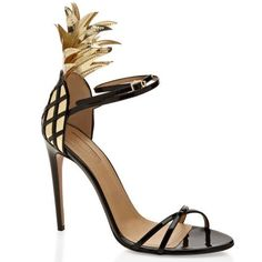 Pineapple shoes :)