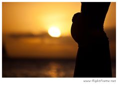 http://www.rightframe.net – Oahu maternity photography at Secret Beach, Ko'Olina. Hawaii, Honolulu, family, photography, beach, portrait, portraits, ideas, idea, waikiki, hawaiian, couple,  photo, pictures, photos, pose, poses, posing, session, bellows, pregnancy, Belly Bump, blue, ocean, water, ko olina, koolina, sunset, silhouette.