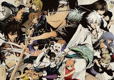 Image result for gintama wallpaper