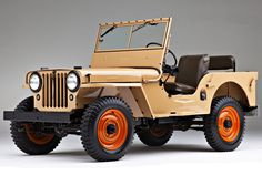 Willys-Overland CJ2A
