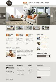 Шаблон TM44378 Тип: Шаблоны сайтов $69