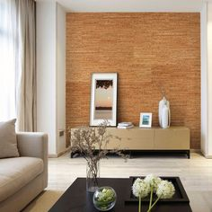 Our Wall Cork makes great accent walls What room would
