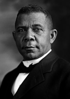 "Booker T. Washington delivers the ""Atlanta compromise"" address."