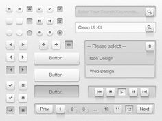 Google Image Result for http://dribbble.s3.amazonaws.com/users/29459/screenshots/329422/clean_ui_kit_dribbble_preview.jpg