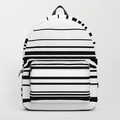 """Designing our premium Backpacks is a meticulous process, as Artists have to lay out their artwork on each component. One size fits all men and women, with heavy-duty construction that's able to handle the heavy lifting for all your school and travel needs.     - Standard unisex size: 17.75"""" (H) x 12.25"""" (W) x 5.75"""" (D)   - Crafted with durable spun poly fabric for high print quality   - Interior pocket fits up to 15"""" laptop   - Padded nylon back..."""