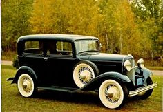 Model B Ford 1932