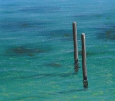 Learn to paint water like this with artist extraordinaire Mark Waller and his awesome site Explore Acrylic Painting.  Lots of free stuff, check it out!