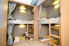 Check out this awesome listing on Airbnb: Stylish Hostel - Bunk Bed Rental #2 - Dorms for Rent in Hong Kong