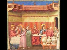 Mesyjasz przyszedł na świat - kolęda z XVII w. (W Kanie Galilejskiej) (por J 2, 1-12) - YouTube