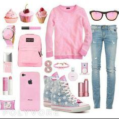 14 Back-to-School Outfit Ideas for the Fashion-Forward Teen Teen Fashion Winter, Preteen Fashion, Teen Girl Fashion, Teenage Girl Outfits, Tween Girls, Little Girl Fashion, Teenager Outfits, Cute Fashion, Outfits For Teens