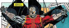 Deathlok Agents of Shield   Agents of SHIELD contará com Deathlok como novo personagem da série ...