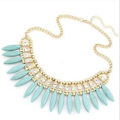 Gender:Women's Material:Resin, Alloy Theme:Drop Style:Ladies, Boho, Bohemian Jewelry Type:Choker Necklace, Statement Necklace Color:Gold Net Weight (kg):0.07 Shipping Weight (kg):0.08 Package Dimensions (cm):20.0*15.0*10.0 Special selected products:new, Clearance Pink Necklace, Boho Necklace, Fashion Necklace, Fashion Jewelry, Jewelry Necklaces, Statement Necklaces, Pendant Necklace, Collar Necklace, Necklace Price