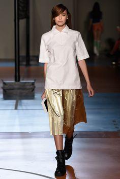 Au Jour Le Jour Spring 2015 Ready-to-Wear Fashion Show