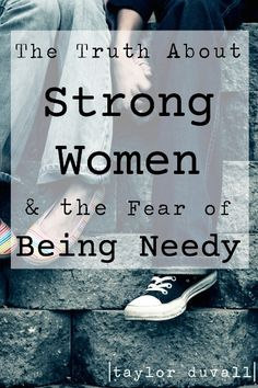Strong Women and the Fear of Being Needy – How do strong women deal with relationships? Do they take charge or stand back? Here's a relationship guide for all the strong women! Healthy Relationship Tips, Relationship Rules, Relationships, Needy Quotes, Best Motivational Quotes, Inspirational Quotes, Battling Depression, Family Relations, Queen Quotes