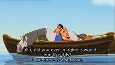 my favorite animated horse.! The Road To El Dorado