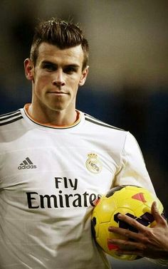 Bale. Real Madrid.