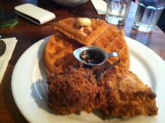 Brown Sugar - Chicken and Waffles - Amazing!