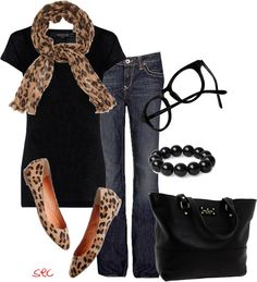 """Animal Print"" by coombsie24 ❤ liked on Polyvore"