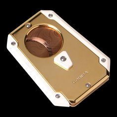 COHIBA New Product Luxury Thicken Cigars Cutter Cigar Cutter – Cedar Humidor