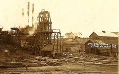 Smuggler Mine, Palatka - ca. 1908 http://dcl-lib.flolinemedia.net/images/files/Genealogy/photomine3.pdf … #IronCounty