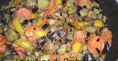 La cucina di Ombraluce: Padellata di verdure