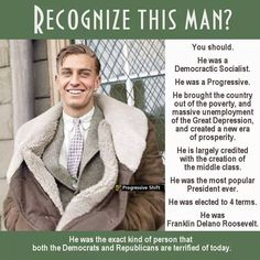 President Roosevelt was a Hottie!! Middle class existed before him.  Levels of wealth depend on financial education.