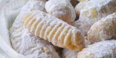 Home - Domaci Recept Chocolate Biscuits, Chocolate Cookies, Chocolate Recipes, Kolachy Cookies, Croatian Cuisine, Macedonian Food, Torte Recipe, Kolaci I Torte, Croatian Recipes