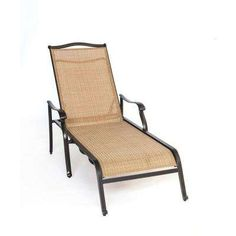 Superbe From The Home Depot · Monaco Patio Chaise Lounge Chair
