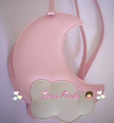 Lolita cute moon bags - 6 romantic colors SP130320 from SpreePicky