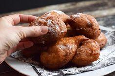 gluten-free Dutch dougnuts - karlijnskitchen.com
