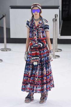 Chanel   Spring 2016   Look 27