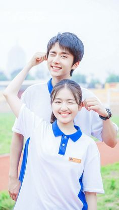 Lâm Dương & Dư Châu Châu Boy And Girl Best Friends, Drama School, My Buddy, Chinese Actress, Sweet Couple, Asian Actors, Forever Young, Ulzzang Girl, Good Movies