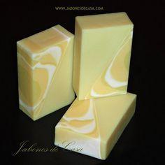 Plumeria - cold-process soap