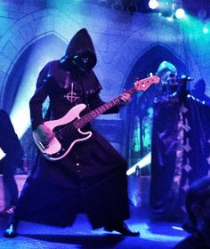 Bass Ghoul and Papa of Ghost