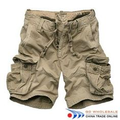 Men's Cargo Shorts (07M025)