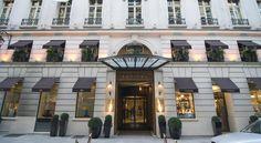 泊ってみたいホテル・HOTEL|フランス>パリ>コンコルド広場から50mでシャンゼリゼ通りから100m>ソフィテル パリ ル フォブール(Sofitel Paris Le Faubourg)