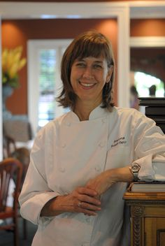 The Tennessee Aquarium is proud to welcome Susan Spicer as one of this year's Serve & Protect celebrity chefs!