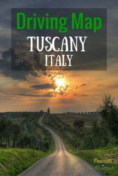 Driving Map of Tuscany Italy - The Road Trip You Should Take! - Peanuts or Pretzels - Driving Map of Tuscany Italy – The Road Trip You Should Take! – Peanuts or Pretzels Travel - Cinque Terre, Map Of Tuscany Italy, Sorrento Italy, Naples Italy, Sicily Italy, Venice Italy, Siena Italy, Pisa, Bologna