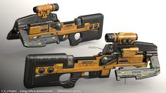 Future Plasma Rifle Typ2