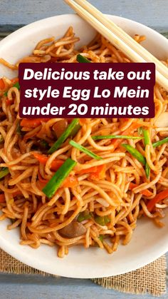 Healthy Chinese Recipes, Easy Healthy Recipes, Asian Recipes, Chinese Noodle Recipes, Zucchini Dinner Recipes, Quick Dinner Recipes, Easy Pasta Recipes, Easy Meals, Cooking Recipes